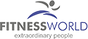 logo fitness world palestra catania